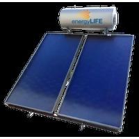 Ηλιακός Θερμοσίφωνας 200 λίτρα με επιλεκτικό συλλέκτη 3,00m2.