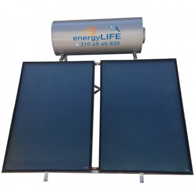 Ηλιακοί θερμοσίφωνες GLASS
